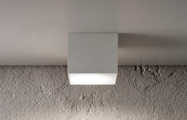 Box Big Plafoniera - Lampade da soffitto