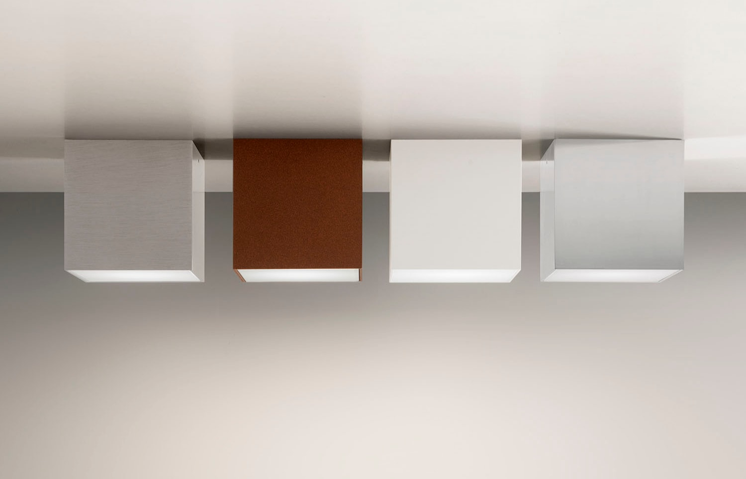 Box Small Plafoniera - Lampade da soffitto