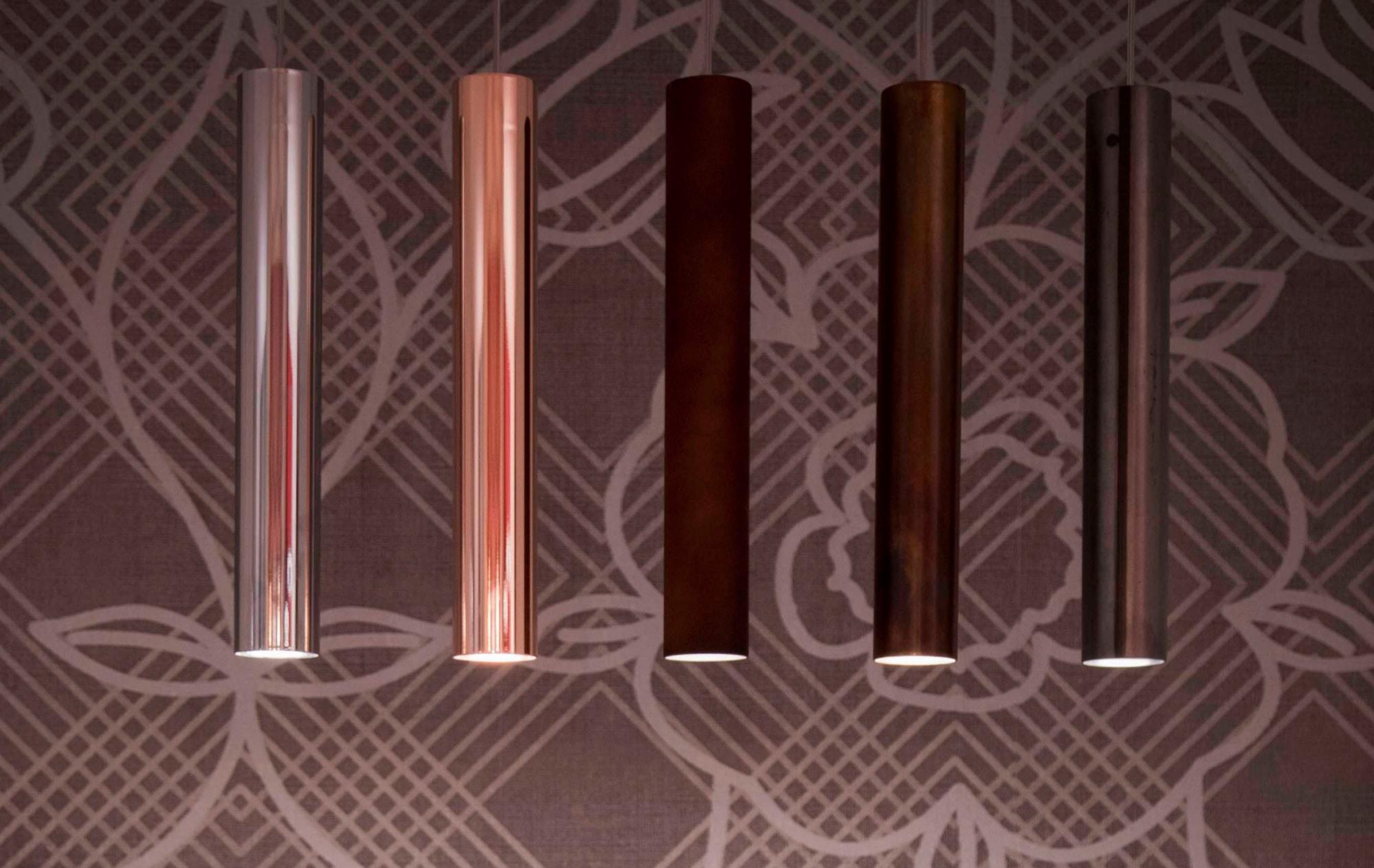 Cylinder Sospensione - Lampade a sospensione