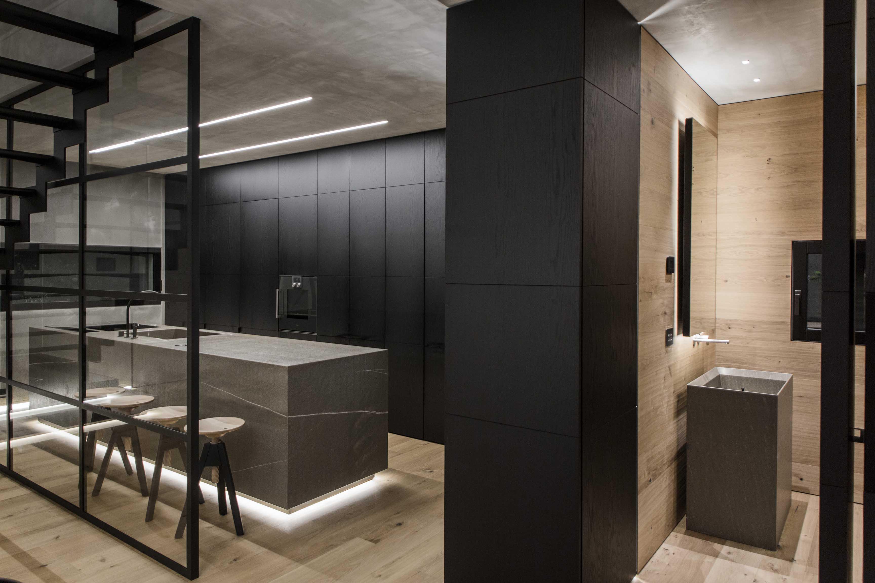 Abitazione privata di design a treviso vi olev