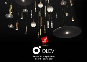 OLEV_BEAM_ECLIPSE salone del moble 2019 marc sadler