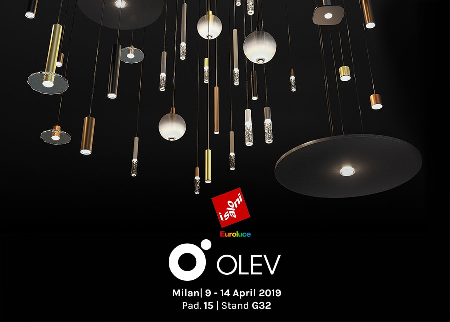 OLEV_BEAM_ECLIPSE salone del moble 2019 marc sadler