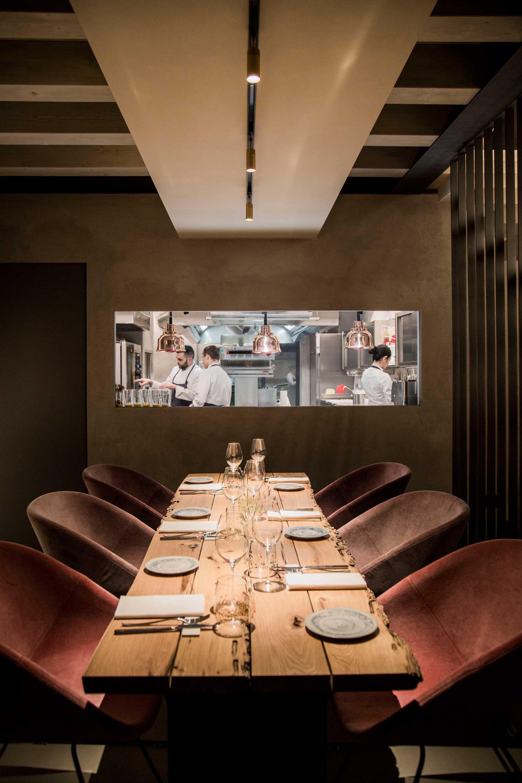I segreti per illuminare un ristorante di classe