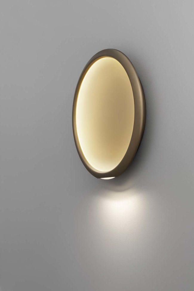 OLEV_CIDI_AP_applique_parete_lampada_circolare_led