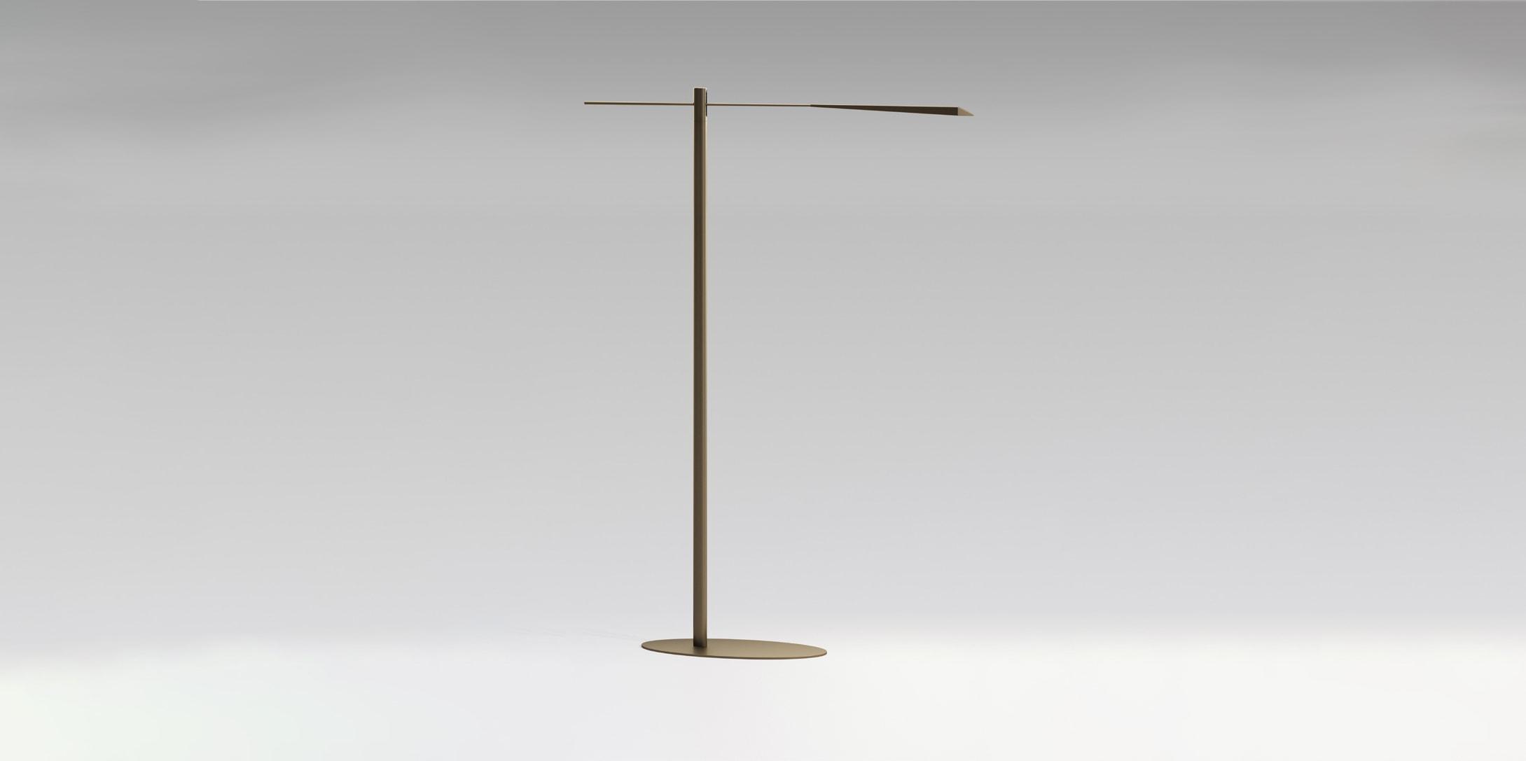 OLEV flamingo lampada terra led design marc sadler
