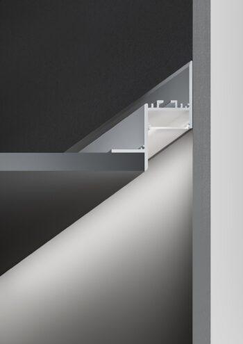 GHOST_LINE_30_OLEV_profilo_incasso_alluminio_cartongesso_led