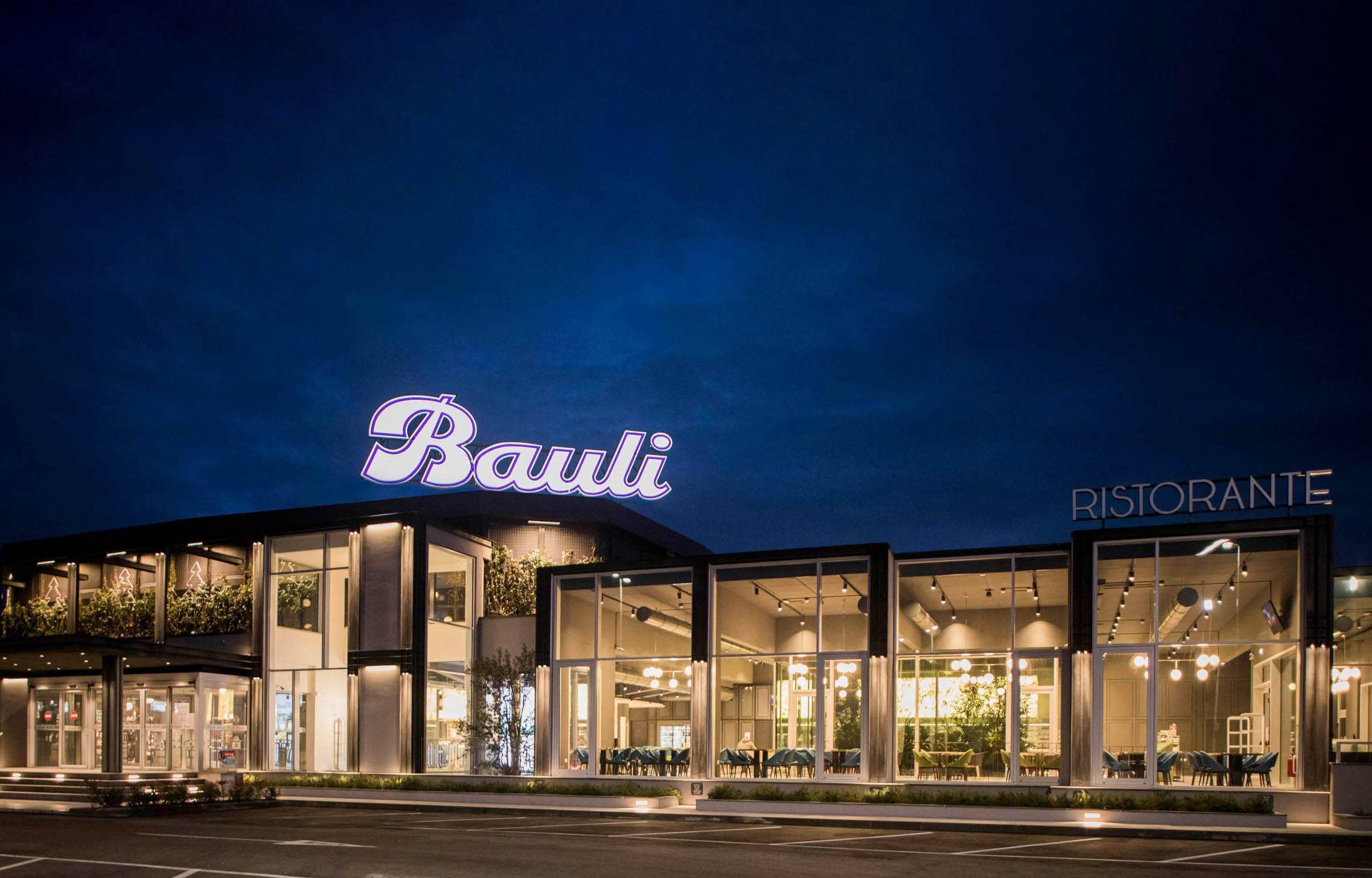 OLEV_esterno_ristorante_bauli (2)illuminazione_ristorante_verona_autostrada